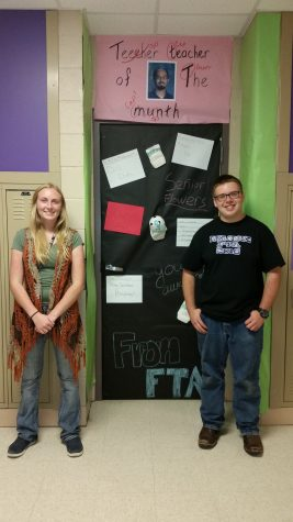 FTA Thanks Teachers and Staff