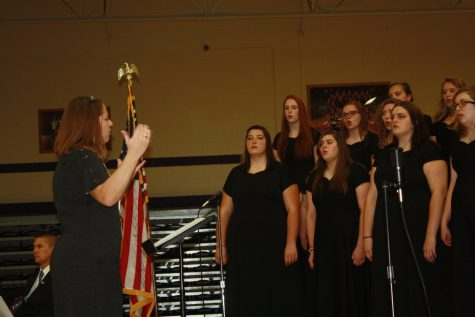 Hark The Herald Eagles Sing