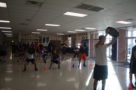 Fair Grove Athletes Look to Improve in the Off Season