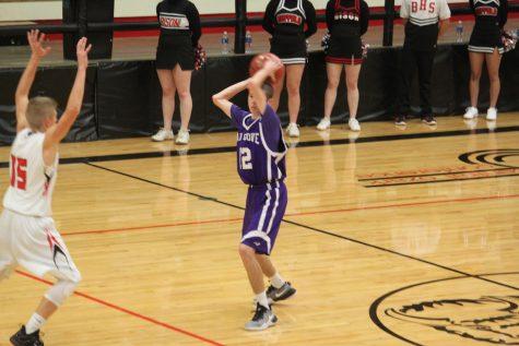 JV Basketball Teams Passing Expectations