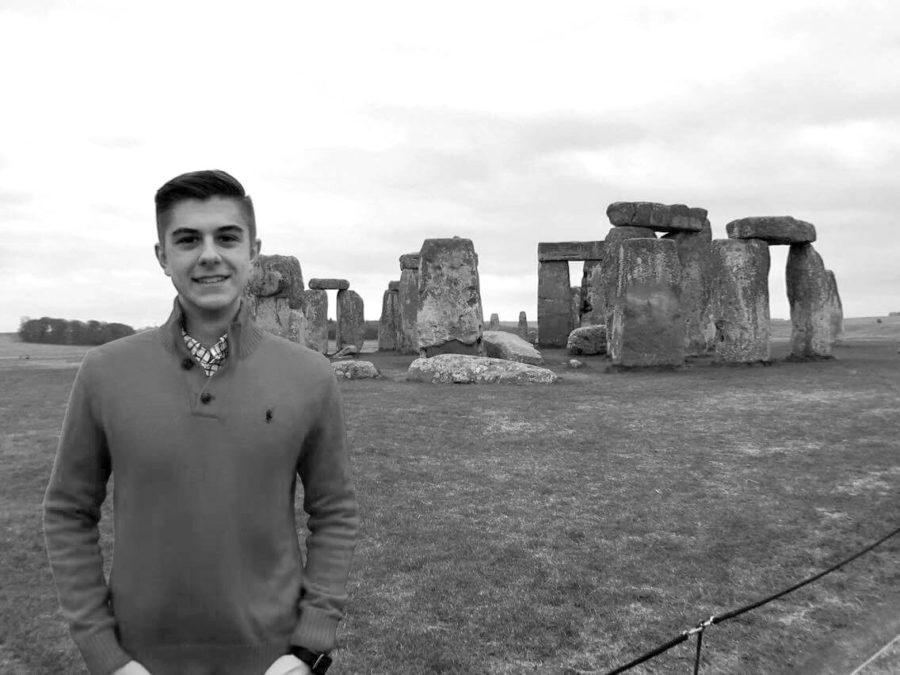 Fair Grove Graduate Travels World