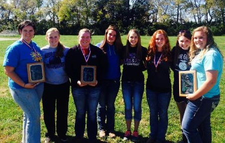 Grasslands Team Takes Gold at State