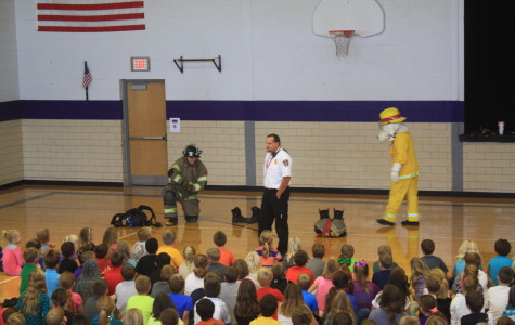 Demonstration Aids Children in Learning About Fire Safety