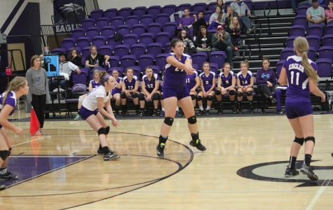 Lady Eagles Junior Varsity Volleyball Wins First in Tournament