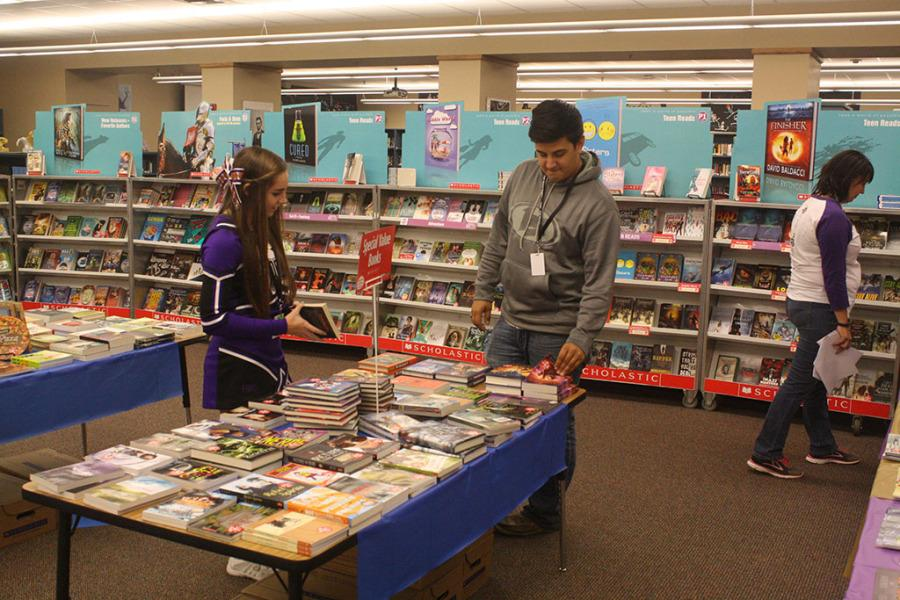 Scholastic Book Fair to Come to Middle and High School