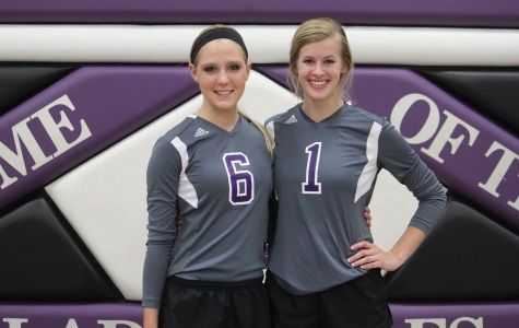 Seniors' High School Volleyball  Career Coming to an End