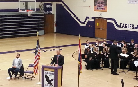 Fair Grove Honors Veterans at Assembly