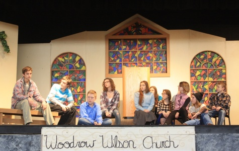 Fair Grove Christmas Play Gets Students in the Spirit