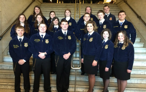 FFA Greenhands Learn How To Get Involved