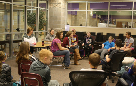Middle School Students Engage in a New Club: TRUE