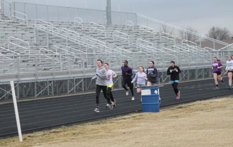 Track Season Gets Underway for Eagles
