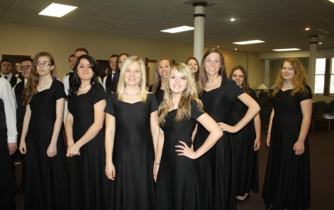 Choir and Band Compete at Solo and Ensemble Districts