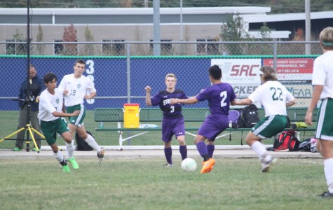 Boys Soccer Team Makes New Accomplishments, Finishes With 15-7 Record