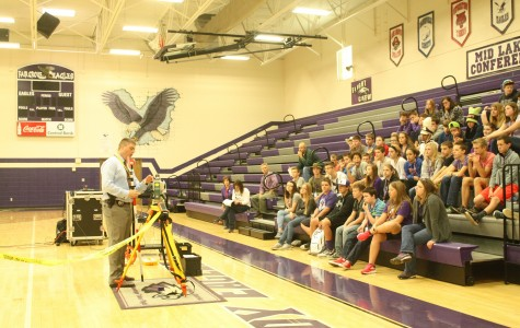 Career Day Gets Students Thinking About Their Futures, Involving Community Members and Speakers