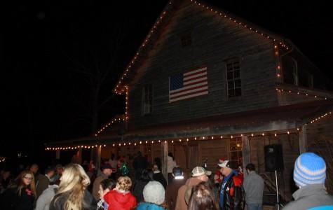 Annual Mill Lighting