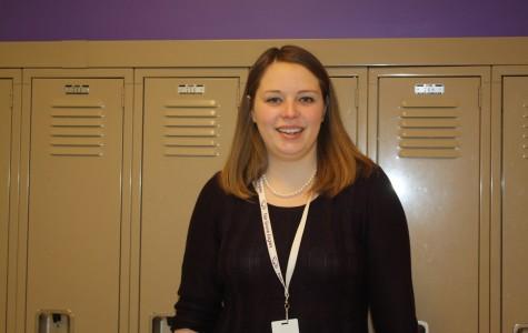 Choir Teacher Mrs. Harmon Positively Affecting Students