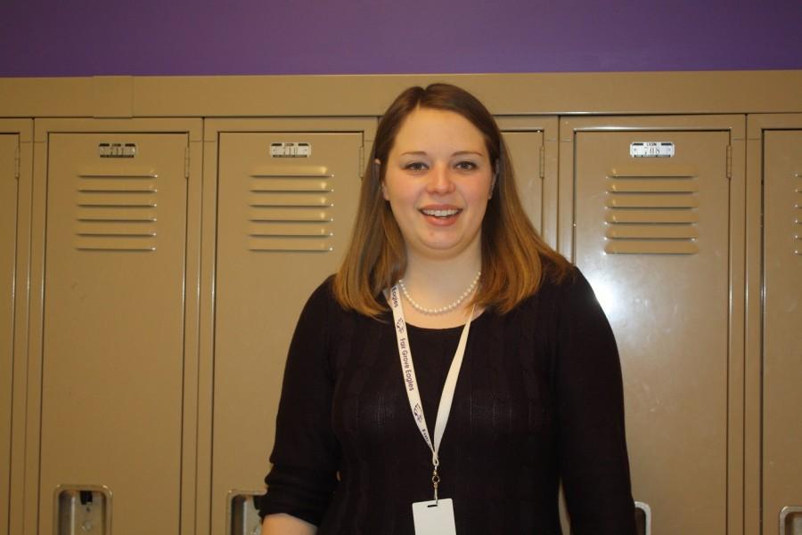 Fair Grove's Choir Teacher, Mrs. Harmon