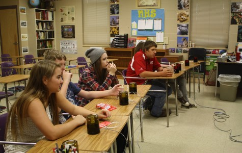 Scholar Bowl Competes  In District Tournaments