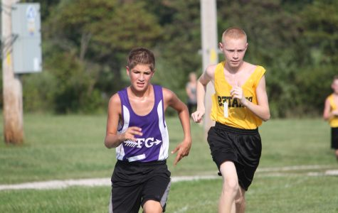 Middle School Cross Country Starts Strong