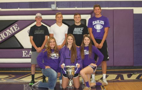 Mid-Lakes Conference All-Sports Trophy Travels to Fair Grove