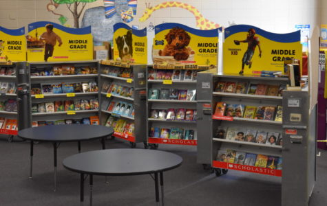 Elementary Book Fair Makes Reading Affordable
