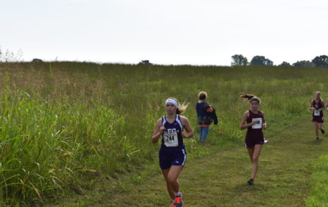 Cross Country Running into Success
