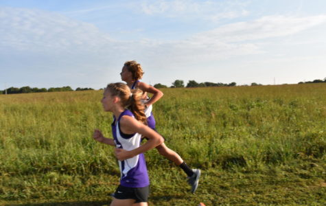 Middle School Cross Country Race Into a New Season