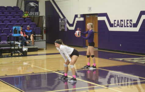 Volleyball Hits off the Season