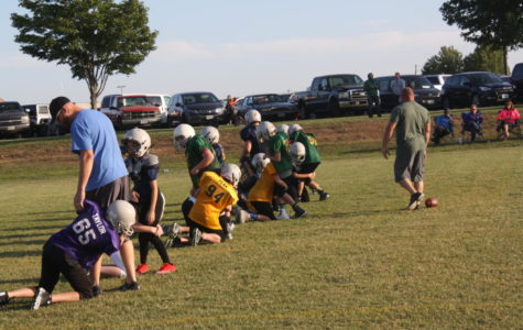 Mighty Mites Starts a New Season
