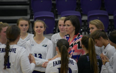 Volleyball Falls to Strafford in District Final