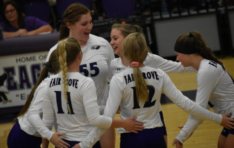 Volleyball Ends a Successful Season
