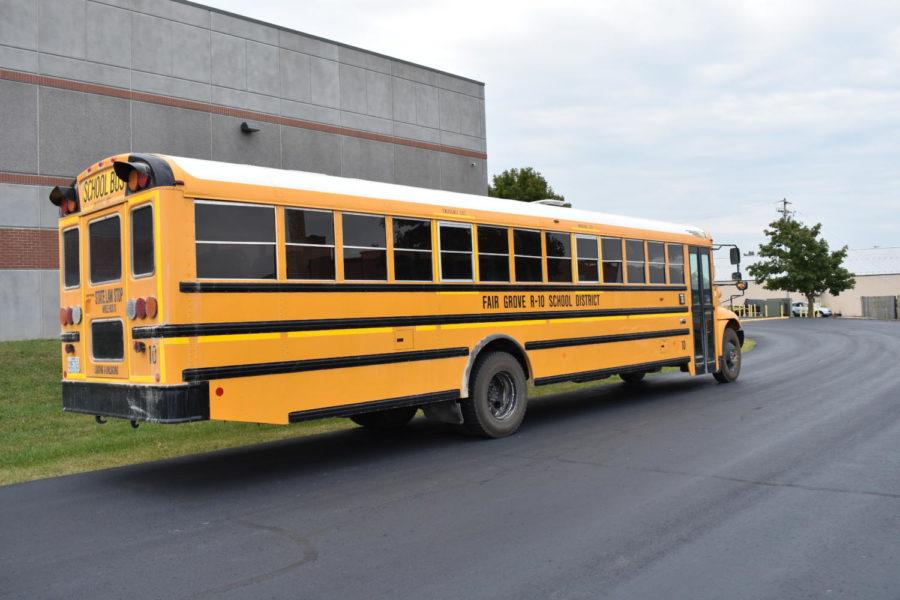 A Fair Grove School Bus