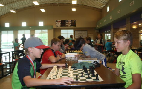 Chess Club Starts Year With New Sponsor