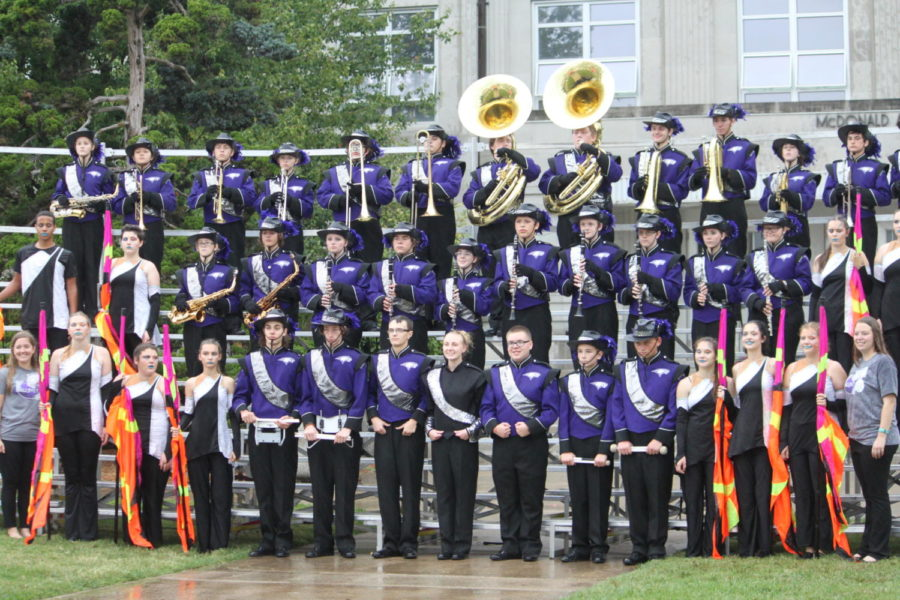 Fair Grove's Band Breaking into Finals