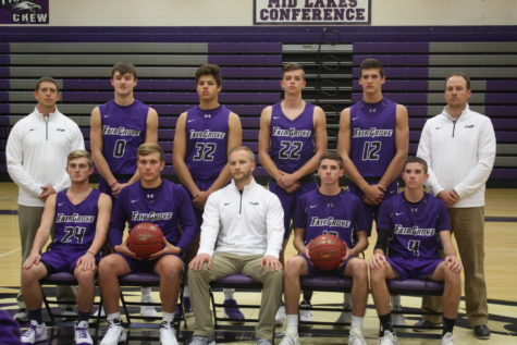 Boys Basketball Jump Into a New Season