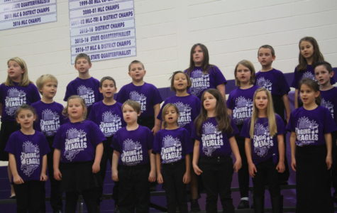 Fair Grove Singing Eagles Soar Into the Holiday Season