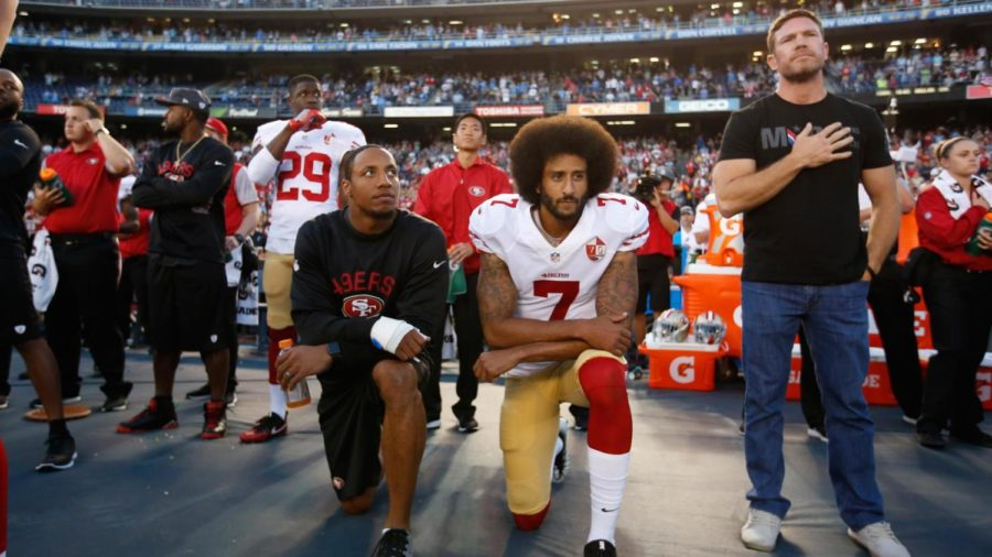 the different perspectives of cnn and fox news on the protest of colin kaepernick During a cnn town hall, president obama commented on colin kaepernick's national anthem protest donald trump also commented on the protest, during an interview with fox news.