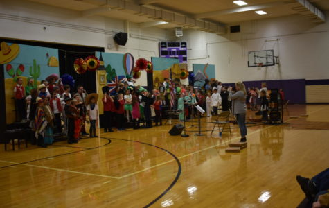 Fair Grove 3rd Graders Travel the World