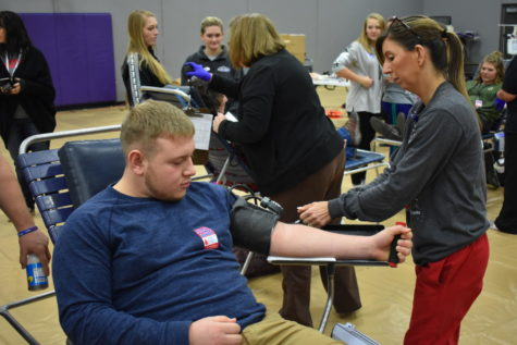 The Fair Grove Annual Winter Blood Drive