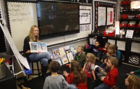 Future Teachers Leading In The Classroom