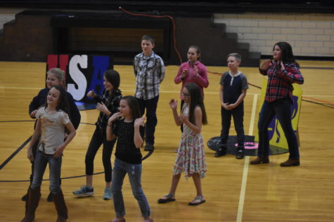 Choir's Introduction to Fifth Grade Musicals