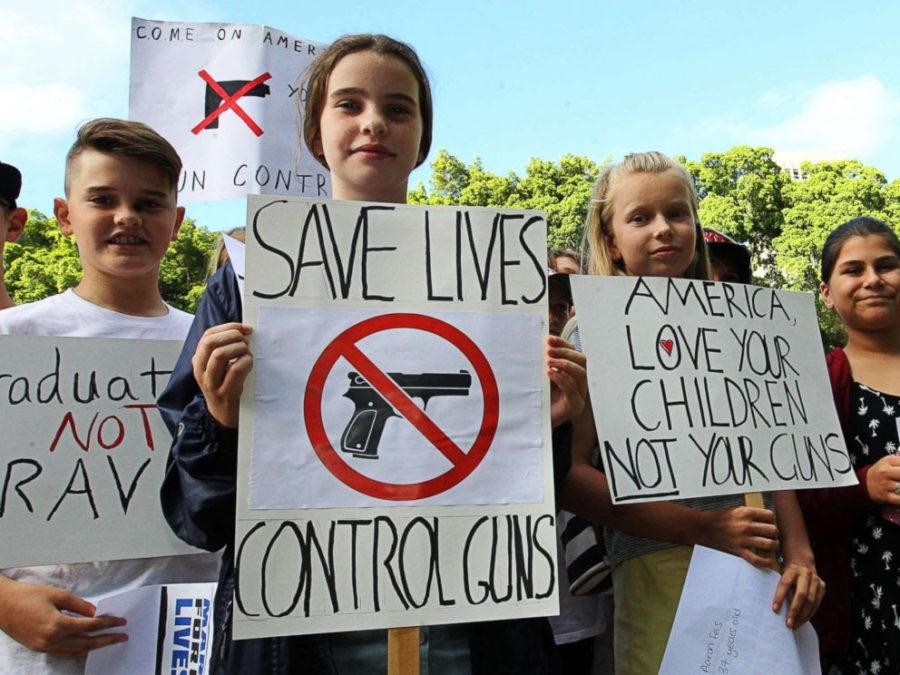 Gun Debate (Con)