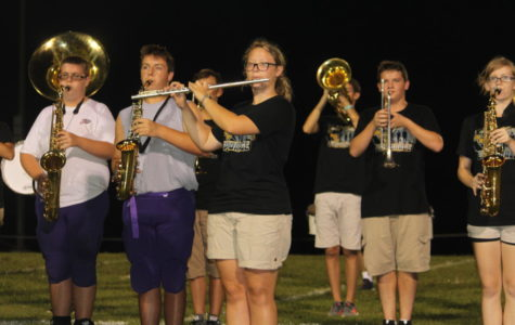 Fair Grove Band and Color Guard Marches into a Great Season