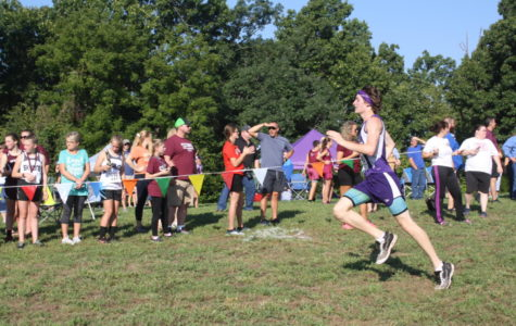 Cross Country Beginning with a Bang