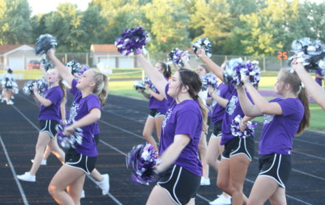 FGHS Cheer Excited for New Season