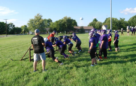 Mighty Mites Kickoff the New Season