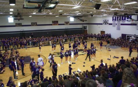 Fair Grove Hosts All School Pep Assembly