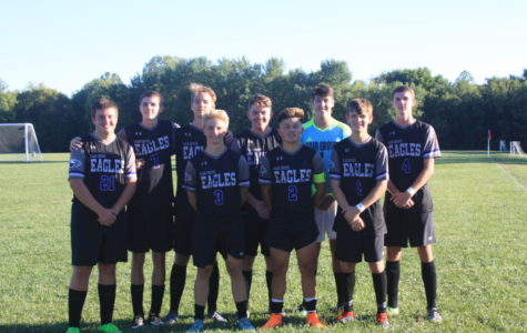 2018 Fair Grove Boys Soccer Senior Night
