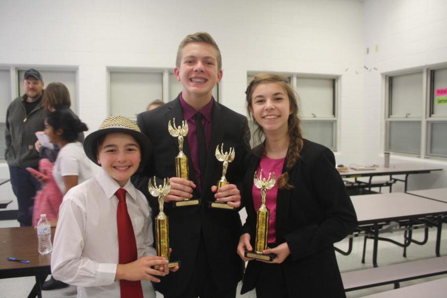 Middle School Speech Gets a Head Start