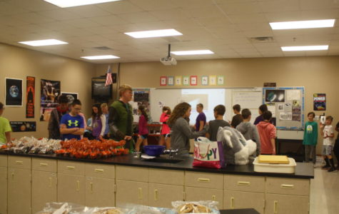 Middle School Raises Money and Enjoys Games at 7th Annual Haunted Harvest
